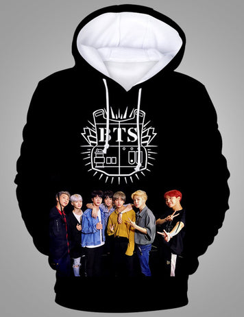 kpop bts clothing