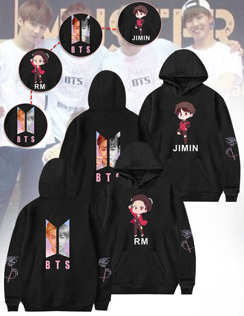 bts fashion blouse