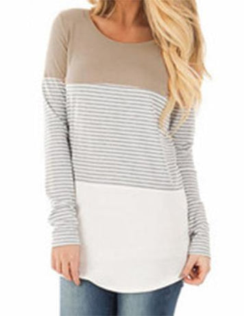 Women-Long-Sleeve-Color-Block-Knits-Tunics-Ladies-Round-Neck-T-Shirts-Block-Striped-Casual-Asymmetrical.jpg_220x220q90