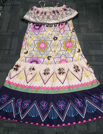 ethnic casual dress