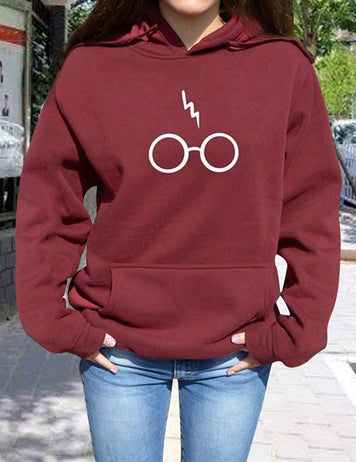 simple harry potter hoodie