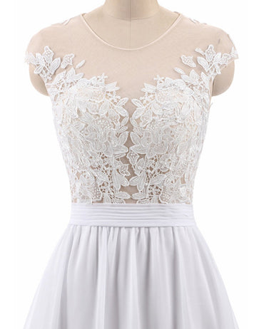 lace made dress