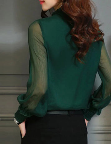 fashion lady blouse
