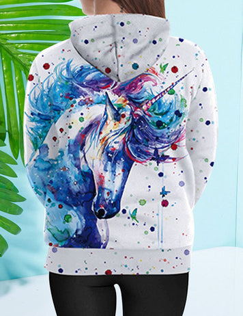 unicorn 3d print sweater shopping