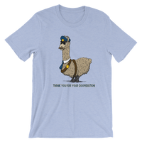 Security Llama Short-Sleeve Unisex T-Shirt