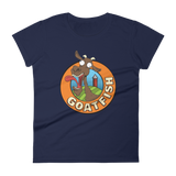 Goatfish Logo Women's short sleeve t-shirt