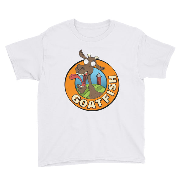 Goatfish Logo Youth Short Sleeve T-Shirt