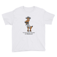 LaMancha Goat Youth Short Sleeve T-Shirt