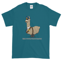 Security Llama Short-Sleeve Unisex T-Shirt 5xl