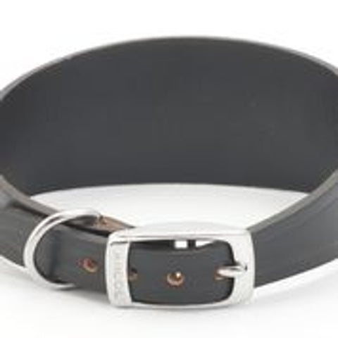 Leather Whippet Collar