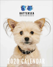 Load image into Gallery viewer, Battersea 2020 Desk Calendar