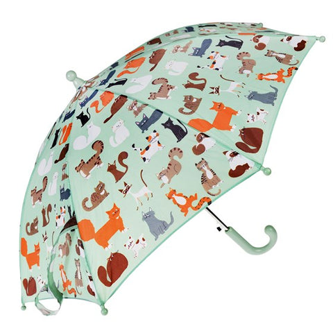 Nine Lives Umbrella
