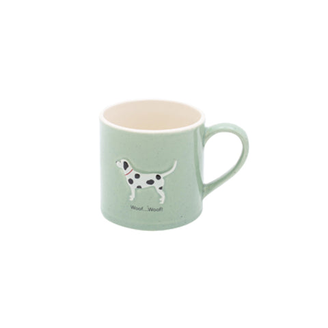 Ceramic Mug - Spotty Dog