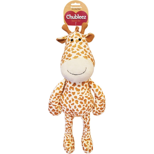 Gerry the Giraffe Giant Dog Toy