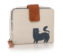 Load image into Gallery viewer, Furry Friends Cat Print Purse