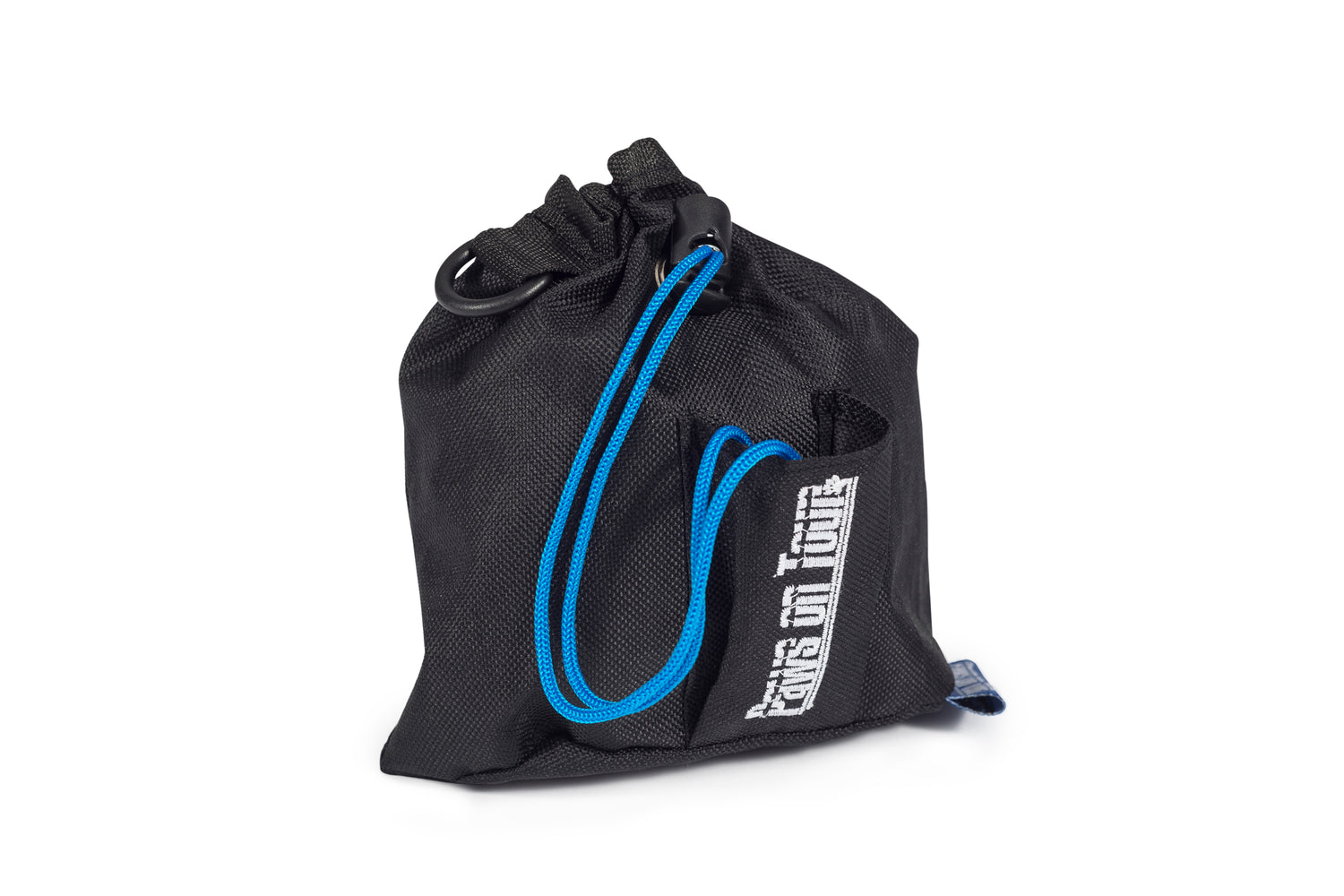 Paws on Tour Treat Bag - Black