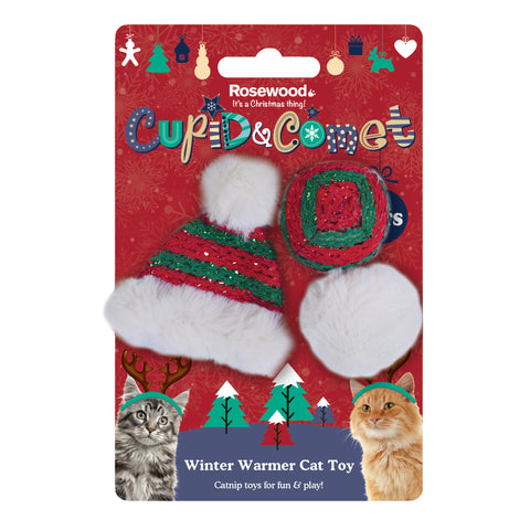 Winter Warmer Cat Toys