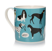 Load image into Gallery viewer, Dogs' Life Bone China Mug
