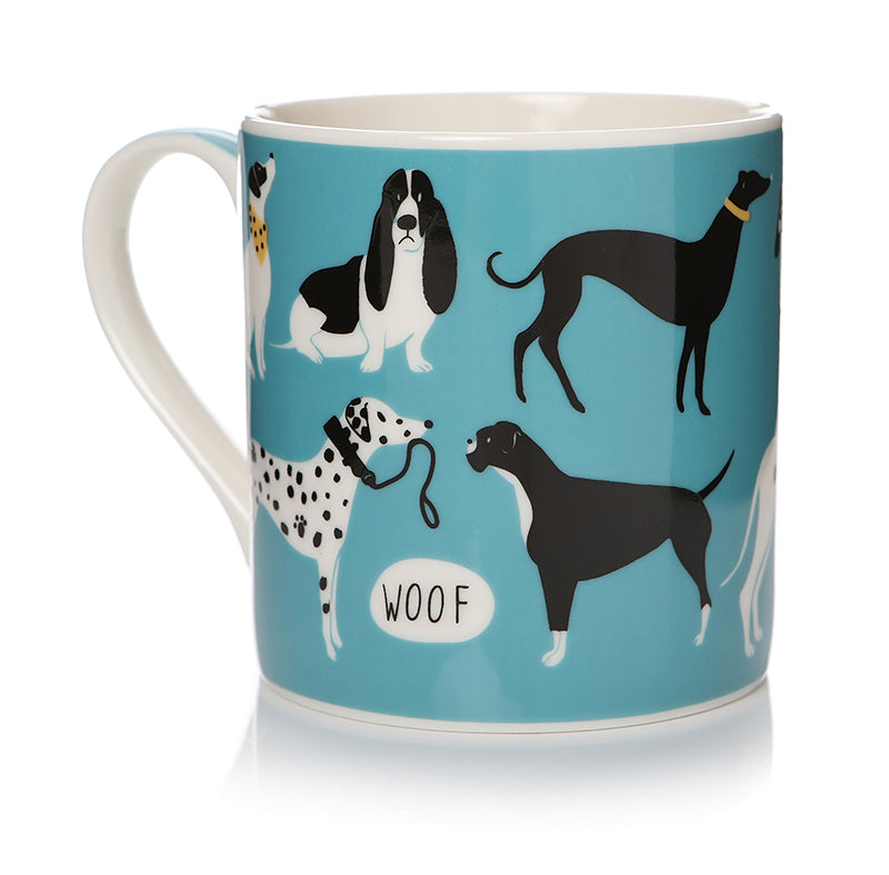 Dogs' Life Bone China Mug
