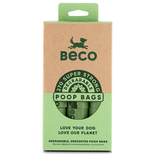 Load image into Gallery viewer, BECO Degradable Poop Bags