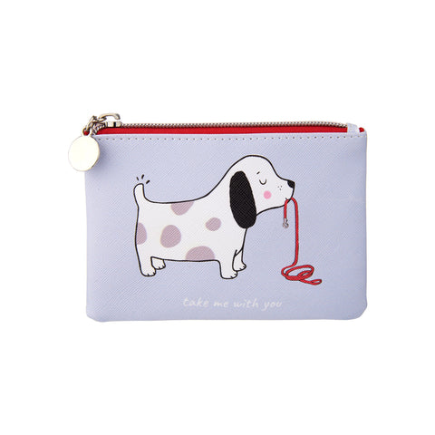 Barney the Dog Coin Purse