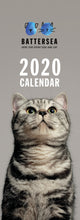 Load image into Gallery viewer, Battersea 2020 Slim Calendar