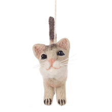 Load image into Gallery viewer, Felt Cat Decoration: Muppet