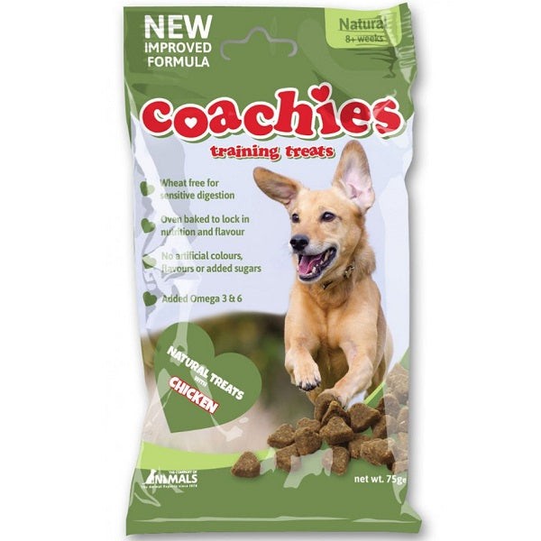 Coachies Natural Training Treats