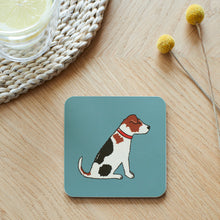 Load image into Gallery viewer, Jack Russell Coaster