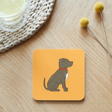 Load image into Gallery viewer, Staffie Coaster