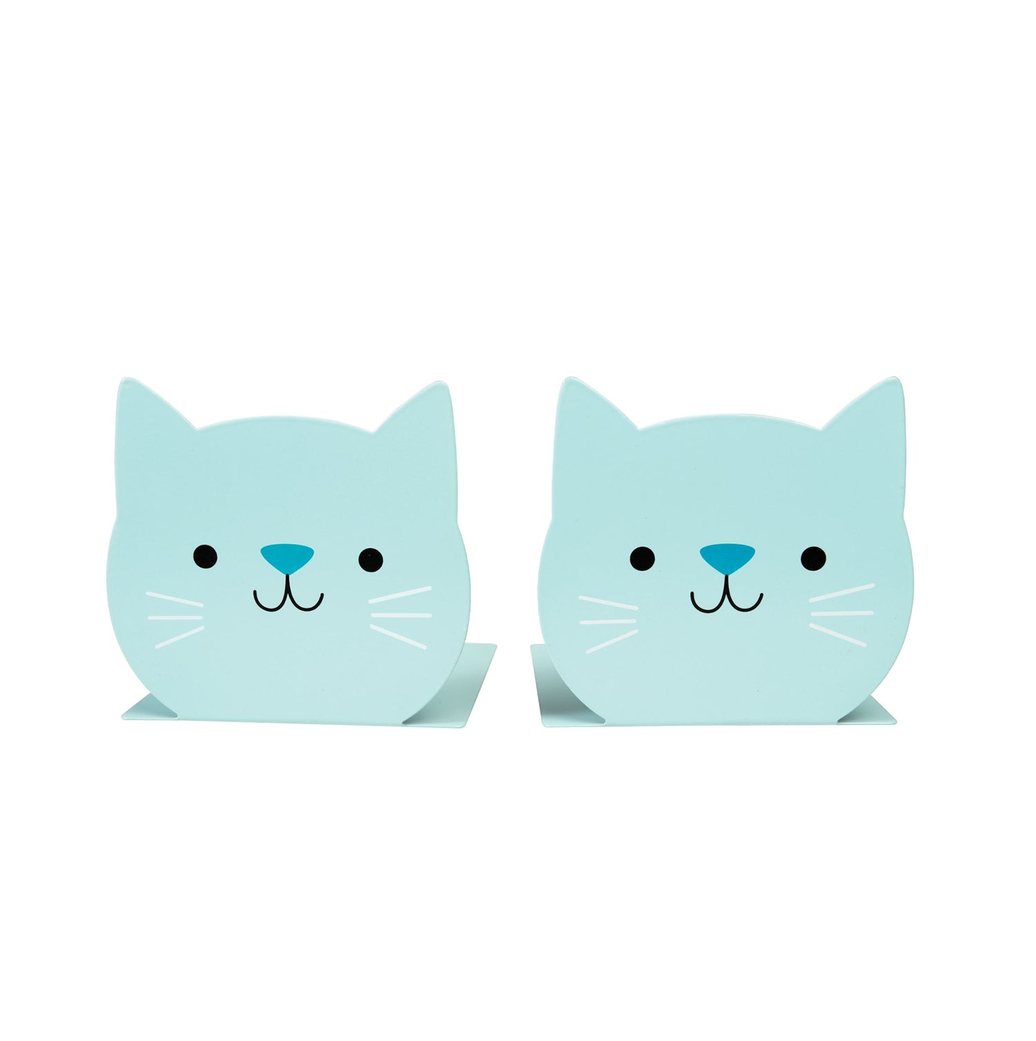 Cookie the Cat Bookends