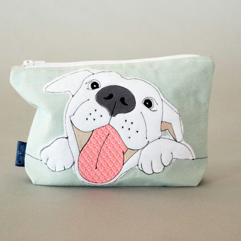 Clojo Make Up Bag: Staffy Staffie