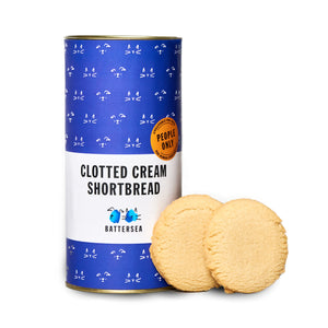 Clotted Cream Shortbread