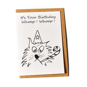 """It's Your Birthday"" Greeting Card"