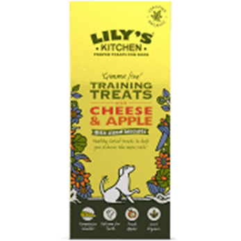 Lily's Kitchen Cheese & Apple Training Treats