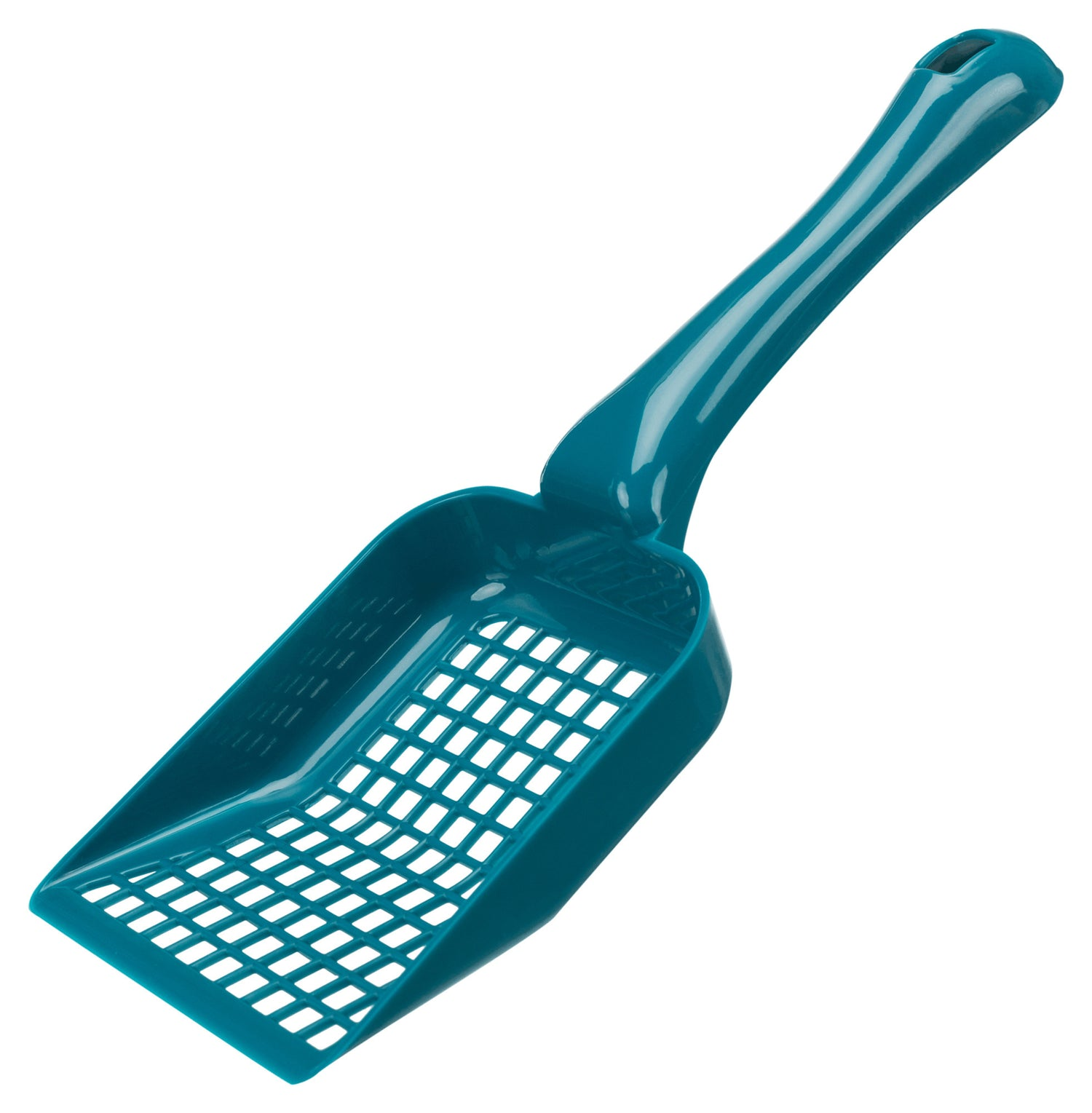 Litter Scoop for Clumping and Silicate Litter - Medium