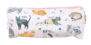 Curious Cat Pencil Case