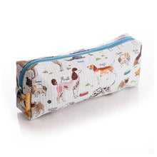Load image into Gallery viewer, Debonair Dog Pencil Case