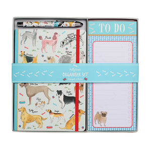Debonair Dogs Stationary Set