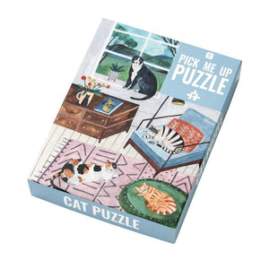 'Pick Me Up' Cat Jigsaw Puzzle
