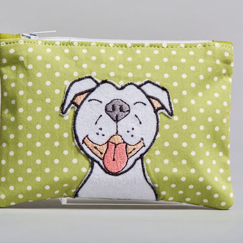 Clojo Coin Purse - Staffy