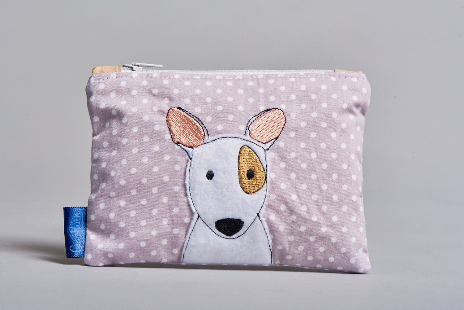 Clojo Make Up Bag: Terrier