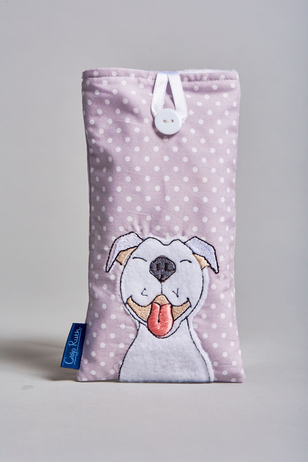 Clojo Eyeglass Case - Staffy Staffie