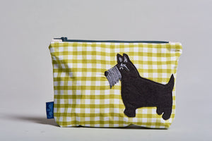 Clojo Make Up Bag: Scottie