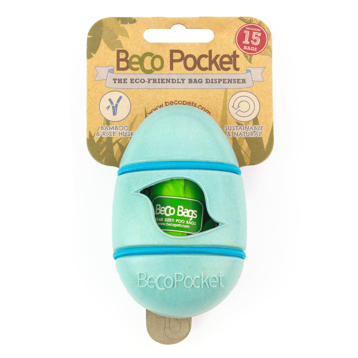 Beco Pocket Poop Bag Dispenser