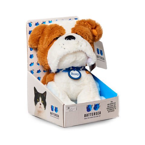 Roxy Plush Pet