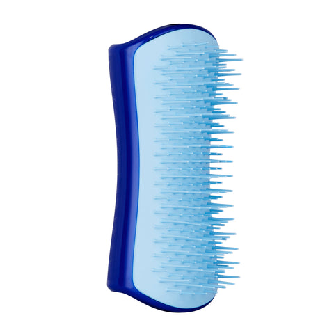 Pet Teezer Small De-Shedding & Grooming Brush - Blue