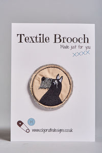 Clojo Brooch Scottie