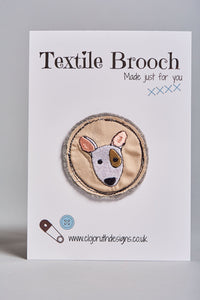 Clojo Brooch Terrier