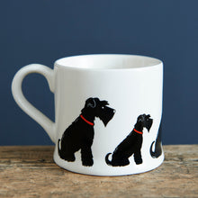 Load image into Gallery viewer, Black Schnauzer Mug